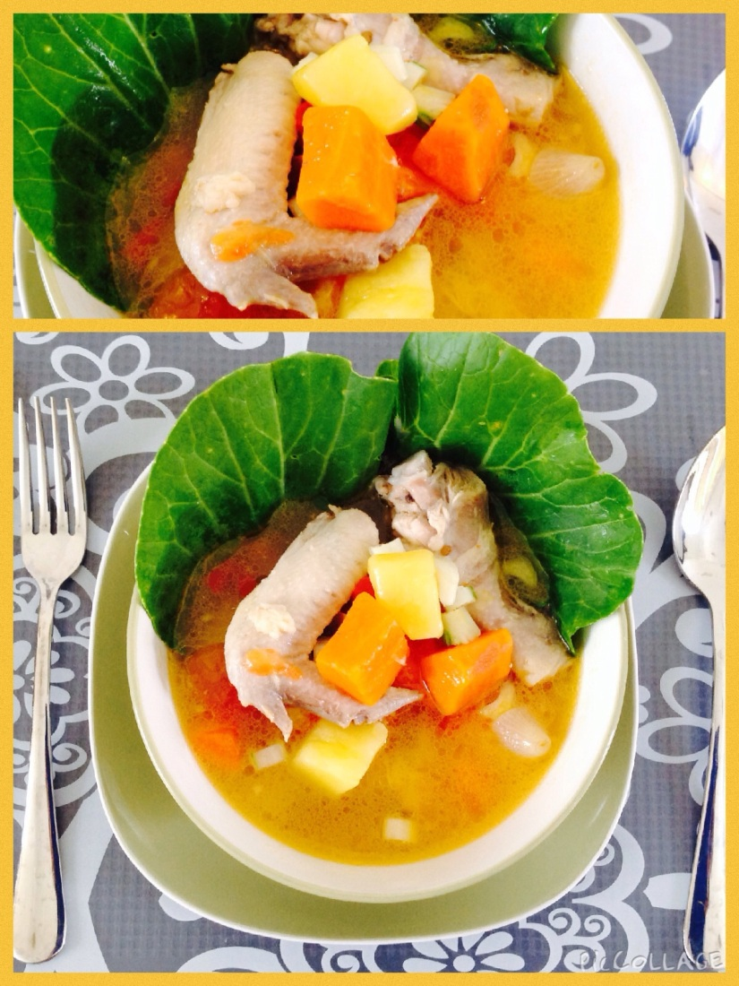 Toddler & Child Friendly Nilagang Manok (Chicken Soup)
